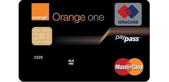 כרטיס אשראי פרטנר